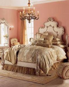 Fairytale bedroom ma chambre