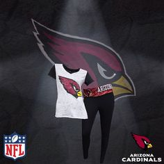 Arizona Cardinals Pro Line Kearny Cuffed Knit Hat - Black/Gray ...
