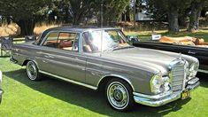 1968 Mercedes Benz 280 SE coupe W111