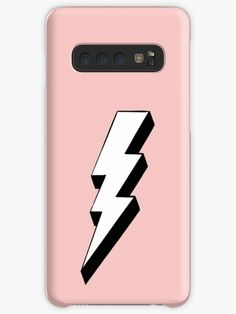 This brand new 'Lightning Bolt' design will look great on any product. It is timeless, bold and eye-catching. / Treat yourself or find somebody the perfect gift! Choose from the many varieties of products and BUY IT NOW to place your order. Galaxy Design, Semi Transparent, Style Snaps, Lightning Bolt, Iphone Wallet, Protective Cases, Finding Yourself, Samsung Galaxy, Tech