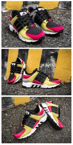 newest collection 7dfa7 a9140 adidas EQT Running Support 93 Lush Pink