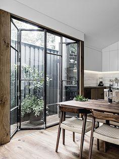 Adrian Amore Architects | Paddington Terrace | Est Living