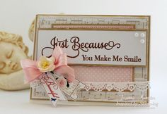Introducing Just Because Sentiments