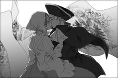 Holy Roman Empire and Chibitalia kiss - Hetalia-Gerita Photo (25816815) - Fanpop
