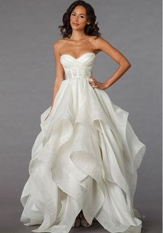 Inspired Gowns Pnina Tornai 4287, $650 Size: 4   New (Un-Altered) Wedding Dresses
