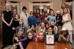 Muder Mystery Parties For Kids Tweens