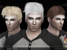 -Small transparency issues Found in TSR Category 'Sims 4 Male Hairstyles'