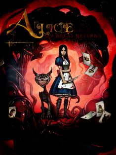 Alice - Madness Returns (fan art)