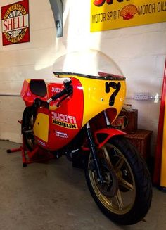 My JB Racing Ducati Pantah 650 RR now for sale via Ben Mather http://www.carandclassic.co.uk/car/C571245