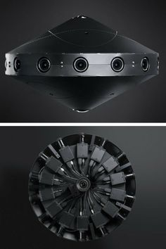 The device consists of 17 camera lenses to capture every conceivable angle.