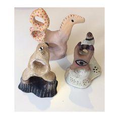 ceramics by Emma Larsson @zebrakadebra