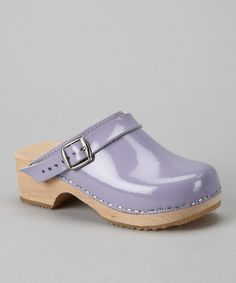 Another great find on #zulily! Lavender Clog - Kids by Cape Clogs #zulilyfinds