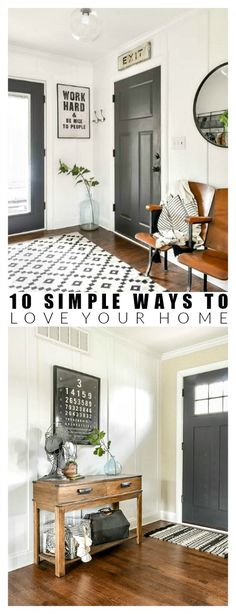 Simple and budget-friendly ideas to help you love your home, just the way it is! Affordable Home Decor, Cheap Home Decor, Home Decor Items, Diy Home Decor, Room Decor, Wall Decor, Wall Art, Love Your Home, Make Your Bed