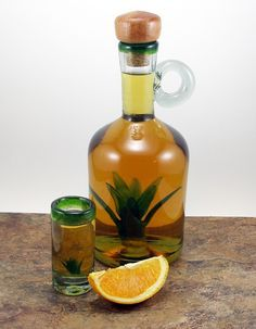Good Cocktails - Homemade Fruit Liqueur Recipes, Cordial and Liqueur Making Information