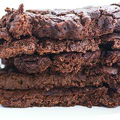 Healthy Vegan Brownies