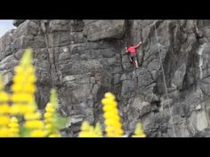 Rockclimbing at Long Beach Video Footage, Rock Climbing, Long Beach, Outdoors, World, Videos, Painting, Climbing, Painting Art