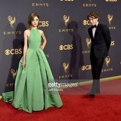 "436 Likes, 3 Comments - @chaz.heaton on Instagram: ""So cute. . . . . #charlieheaton #nataliadyer #strangerthings #emmys #CUTIES"""