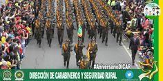 #SabiasQué ¿La Especialidad de @CarabinerosCol es más antigua que la Policía Nacional?  #AniversarioDICAR
