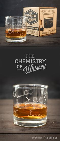 For people who enjoy lactones and esters and aldehydes – whether in their glass or on it.