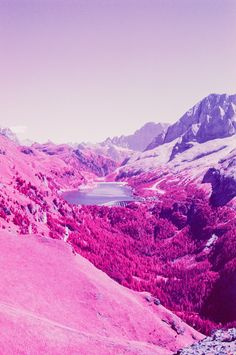 """Check out my @Behance project: """"Dolomites in Infrared"""" https://www.behance.net/gallery/42984493/Dolomites-in-Infrared"""