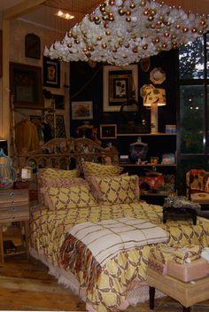 Anthropologie - Display Design by Lauren Johnson at Coroflot.com