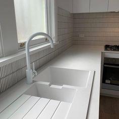 Shop Instagram - Tile Cloud Grey Tiles, Bathroom Interior, Mosaic Tiles, Sink, Texture, Antiques, Projects, Color, Laundry
