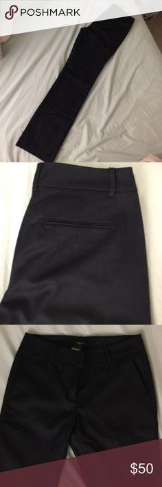 Navy dress pants Ann Taylor MAKE AN OFFER Navy dress pants Ann Taylor Ann Taylor Pants Straight Leg