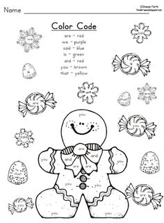 Man  Gingerbread printable word Gingerbread  Man  books Activities christmas  on Pinterest  Gingerbread, sight