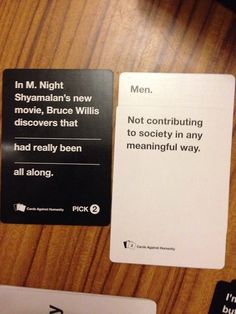 18 Cards Against Humanity Combos That Will Make You Think Twice - funny photo of people Time Quotes, Funny Quotes, Funny Memes, Hilarious, Beer Quotes, Funny Comebacks, It's Funny, Wisdom Quotes, Quotes Quotes