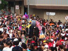 """O Carnaval chega com tudo no Traço de União, reduto do samba de Pinheiros. Em parceria com o bloco Jegue Elétrico, a casa realiza o projeto """"Confluência dis Blocos""""."""