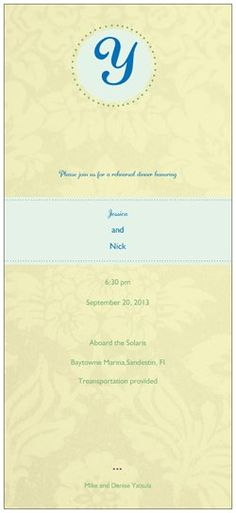 did you know vistaprint has wedding rehearsal dinner invitations