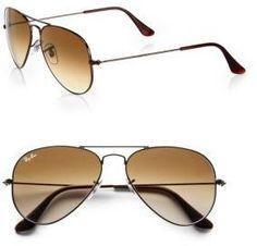 d57a2a87d2 Ray-Ban Original Aviator Sunglasses -  165.00 Lunettes