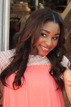 Fifth Harmony's Normani Hamilton...