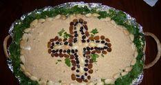 Greek Sweets, Greek Desserts, Greek Recipes, Greek Icons, Orthodox Easter, Greek Easter, I Love You Mom, Homemade, Cake