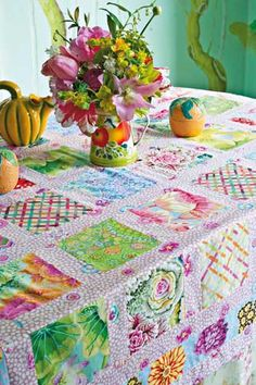 Kaffe Fassett Brilliant Little Patchworks