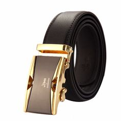 Designer Leather MenStrap //Price: $9.95 & FREE Shipping // Leather Belt Buckle, Metal Buckles, Belt Buckles, Leather Men, Leather Design, Pattern Fashion, At Least, Luxury, Customer Support