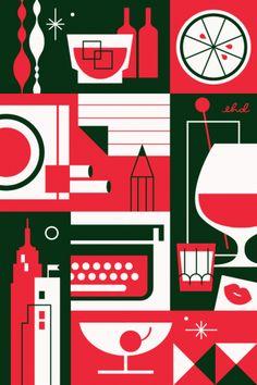 Designspiration — Eight Hour Day » Blog » Drink Smoke Work