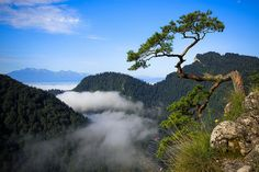 Poland, Pieniny Mountains