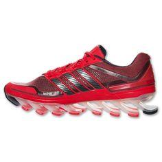 Adidas Springblade Men's Running Shoes Red/Black Lançamento! | eBay