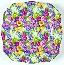 Royal Winton Grimwades Florence Chintz Dinner Plate
