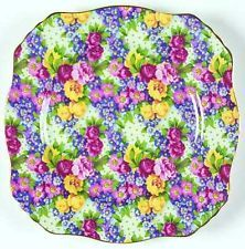 Royal Winton Grimwades Florence Chintz Dinner Plate