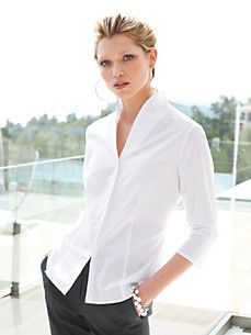 Peter Hahn offers blouses for women in a wide range of colours. Order a classic blouse for the office, sporty checked shirt or festive blouse White Blouses, Check Shirt, Blouses For Women, Tunic, Coat, Jackets, Shirts, Fashion, Down Jackets