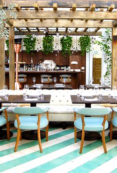 Cecconi's Miami Beach, Miami, 10 Prettiest Places to Have Brunch in the U.S.