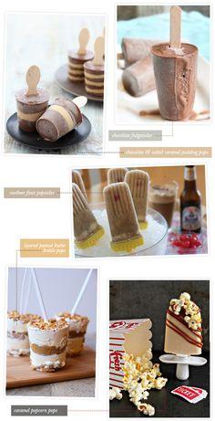 Creamy Popsicles by heylook: Creamy Popsicles by heylook: Here is the link http://blog.heylook.fi/2012/06/popsicles.html  #Popsicles #Creamy #heylook