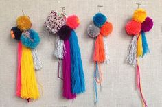 10 Practically Perfect Pom Pom Crafts - Tinyme Blog