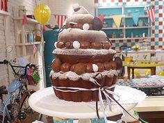 Receta: Mauricio Asta | Cupcake de chocolate XL | Utilisima