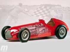 Fórmula Vintage: Las máquinas campeonas de la F1: Alfa Romeo 158/159