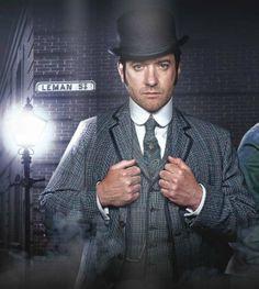 Pride & Prejudice (2005) Blog: New Matthew Macfadyen 'Ripper Street' promo still and poster