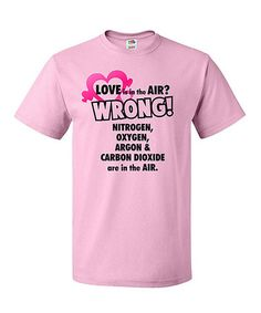 Loving this Pink 'Love Is in the Air' Tee - Adult on #zulily! #zulilyfinds