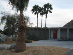 Frank Sinatra's pad, Palm Springs, California